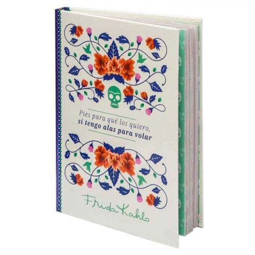 Libreta Frida