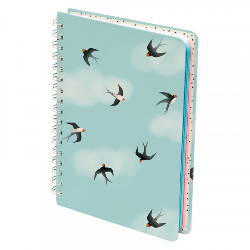 Cuaderno Pequeño Tapa Dura 1 Materia...