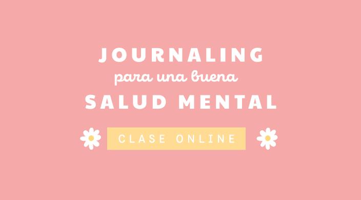 Taller: Journaling para una Buena Salud Mental